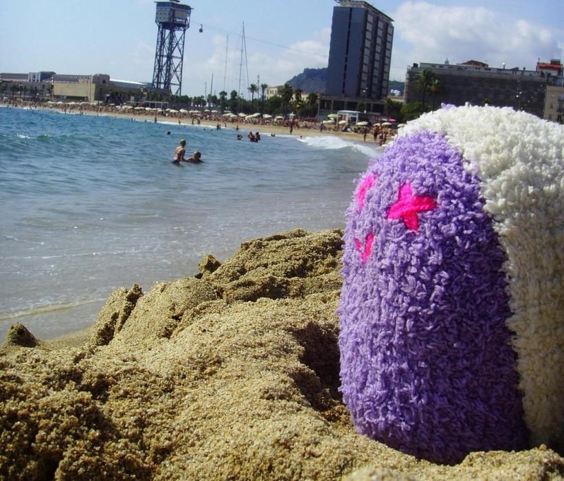 Knuwu Barcelona Playa Barceloneta