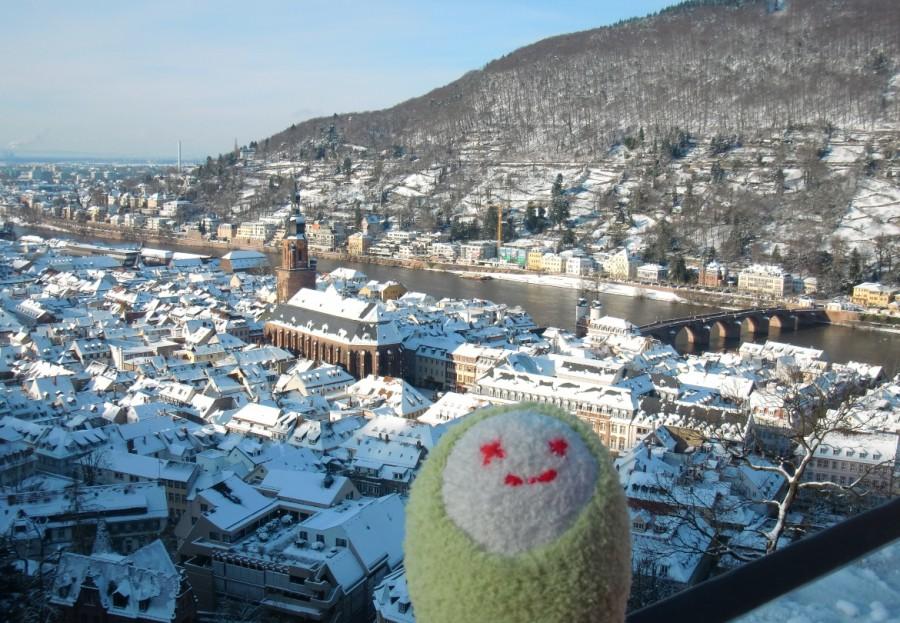 Knuwu Schloss Heidelberg