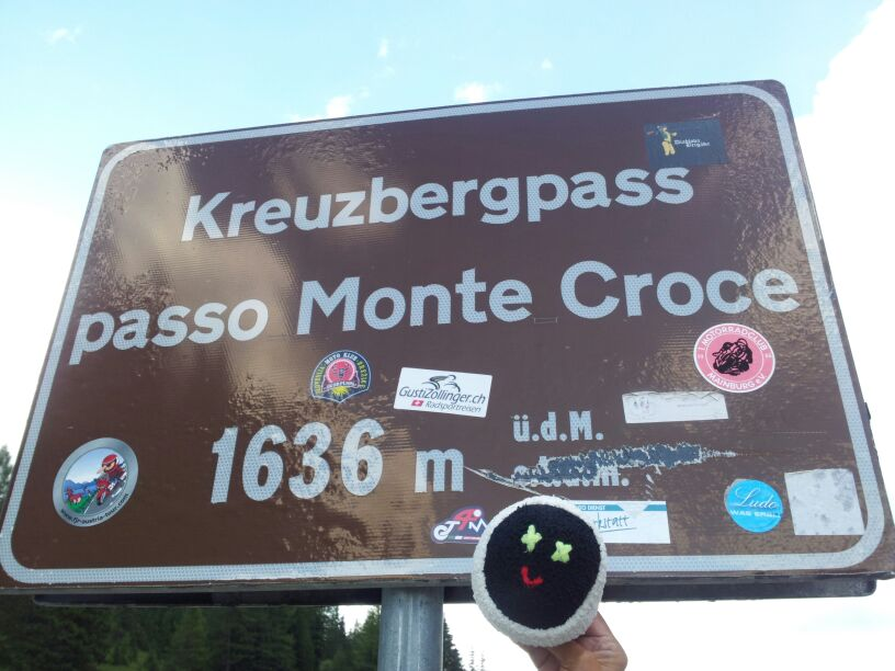 Knuwu Monte Croce di Comelico Kreuzbergpass